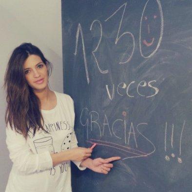Sara Carbonero le 24 - 01