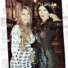 antonella Roccuzzo et Daniella Semaan a Londre