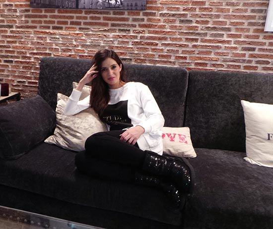 Sara Carbonero le 14 - 02
