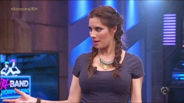 Pilar Rubio le 14 - 02