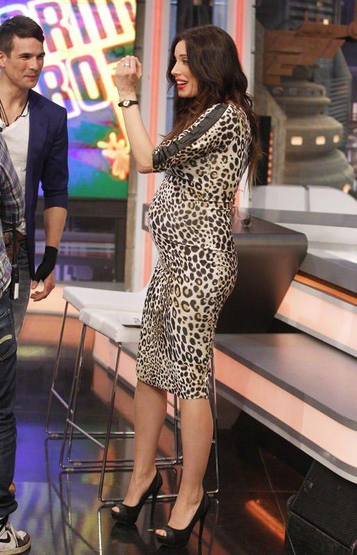 Pilar Rubio le 25 - 02