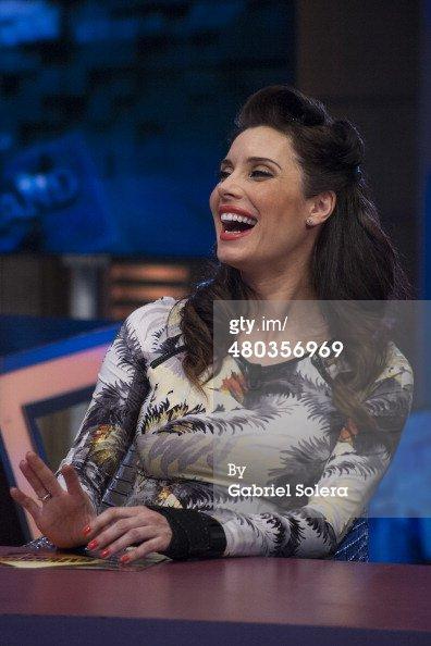 Pilar Rubio le 24 - 03