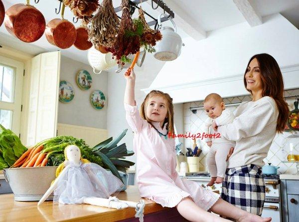 Nagore Aranburu, Jun, Ane et Emma Alonso pour Vogue Espana