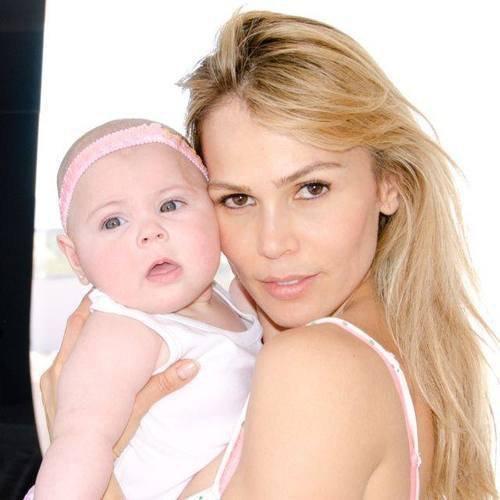 Yolanda Cardonna et sa fille Vera