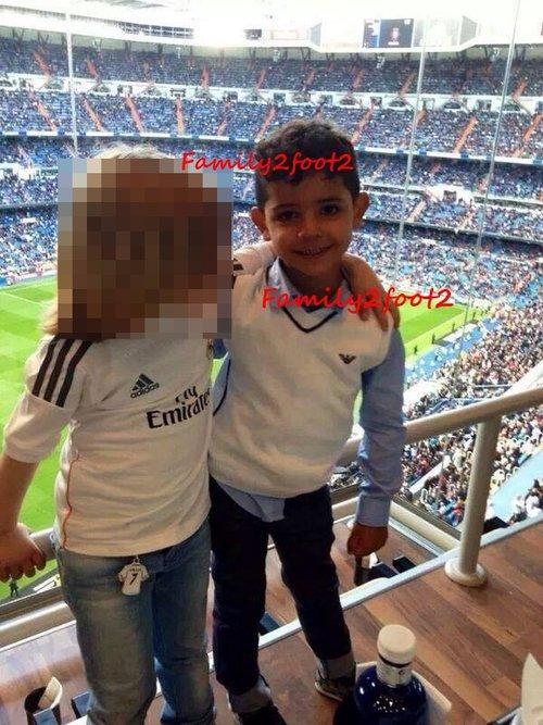 Cristiano Junior le 26 - 04