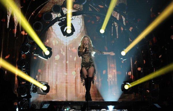 Shakira a Billboard Music Awards 2014 le 18 - 05