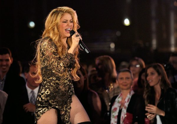 Shakira a Billboard Music Awards 2014 le 18 - 05