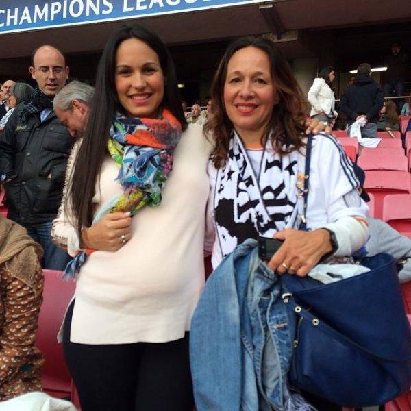 Victoria Calderon a CL le 24 - 05