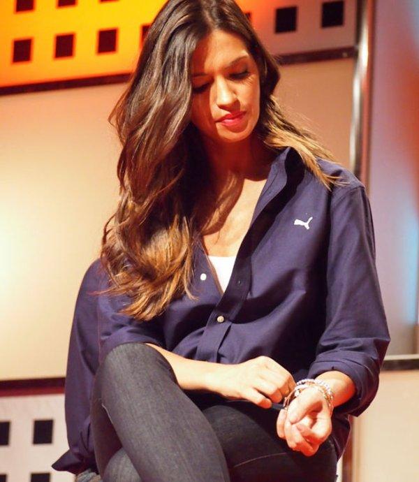 Sara Carbonero le 27 - 05