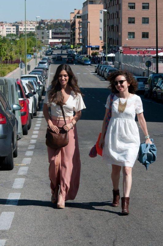 Sara Carbonero et ses Amies le 03 - 06