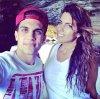 Melissa Jimenez et Marc Bartra le 09 - 06