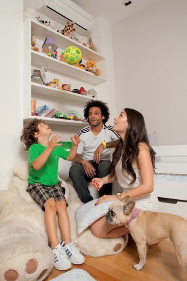 Clarice Alves, Marcelo et Enzo le 09 - 06