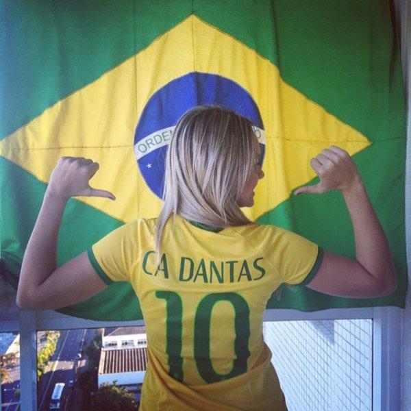 Carolina Dantas et Davi Lucca  le 12 - 06
