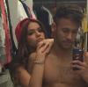 Bruna Marquezine et Neymar le 12 - 06