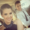Lorena Lopez et Cristian Tello le 15 - 06