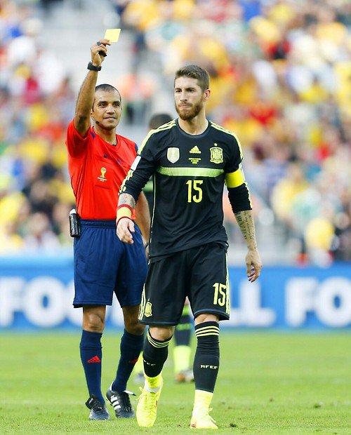 Espagne - Australie le 23 - 06