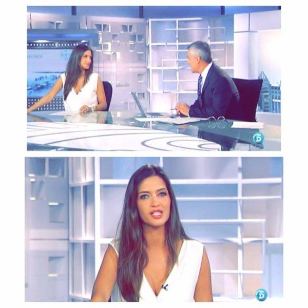 Sara Carbonero le 24 - 06