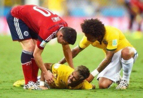 Neymar déclare forfait