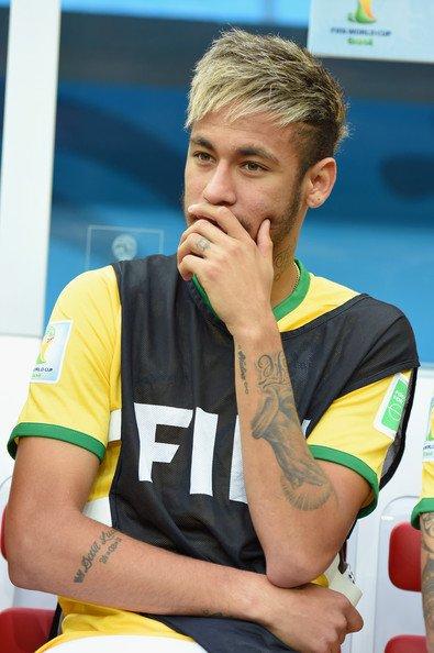 Neymar Da Silva le 12 - 07