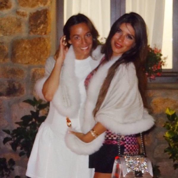 Anna Ortiz et Daniella Semaan le 13 - 07