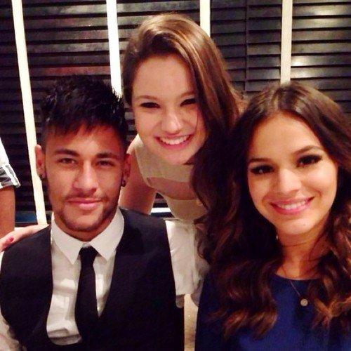 Bruna Marquezine et Neymar le 18 - 07
