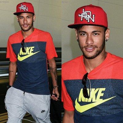Neymar Da Silva le 01 - 08