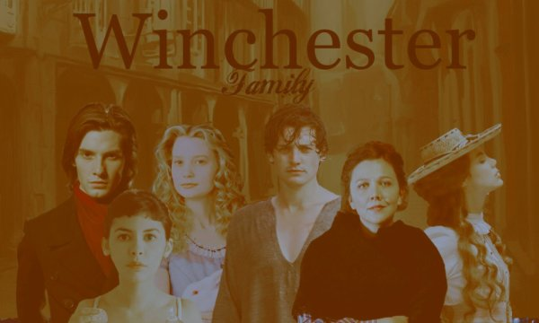 Un aperçus de la petite famille Winchester
