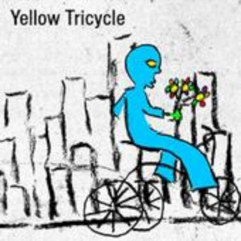 Yellow Tricycle