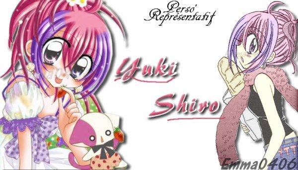 Yuki Shiro ~ ♥