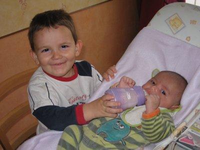 mes 2 neveu ke j'aime