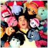 Blaine et les marionnettes