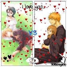 IchiHime vs IchiRuki
