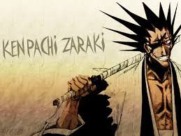 description de Kenpachi Zaraki