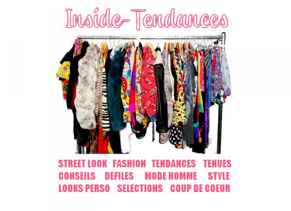 ϟ Inside-Tendances, introduction du blog  ❝ C'est la mode qui emporte le succès.❞ (Pierre Reverdy)