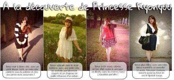 Dicovery of Princesse Kyonyuu