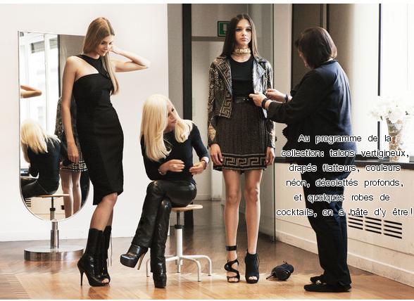 Préface Versace X H&M