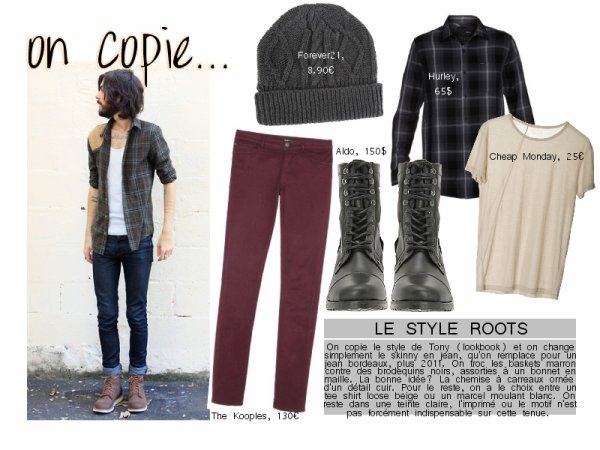 Inspirations des Styles lookbook