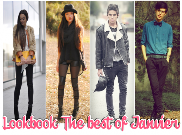 Lookbook - The Best of Janvier