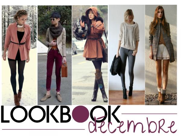 Lookbook - Décembre, les meilleurs looks
