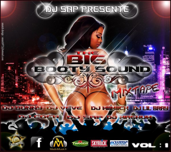 * The Big Booty SounD MixTape Vol 1* En Cour........