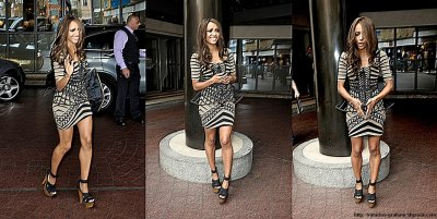 .                                                                                                                                                                             Outside her Hotel in London - 02.06.11                                                                                              .