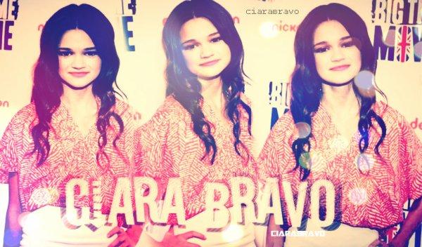 Ciara Bravo