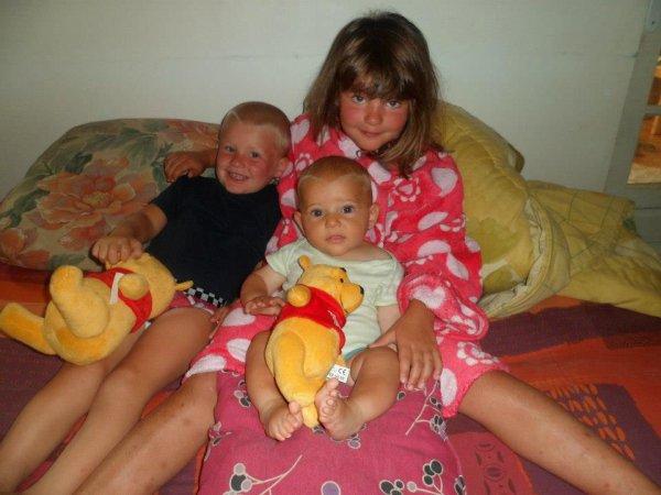 Ma soeur & Mes deux Amour !!