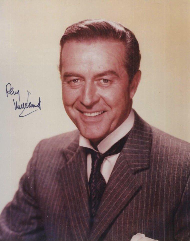 Ray MILLAND