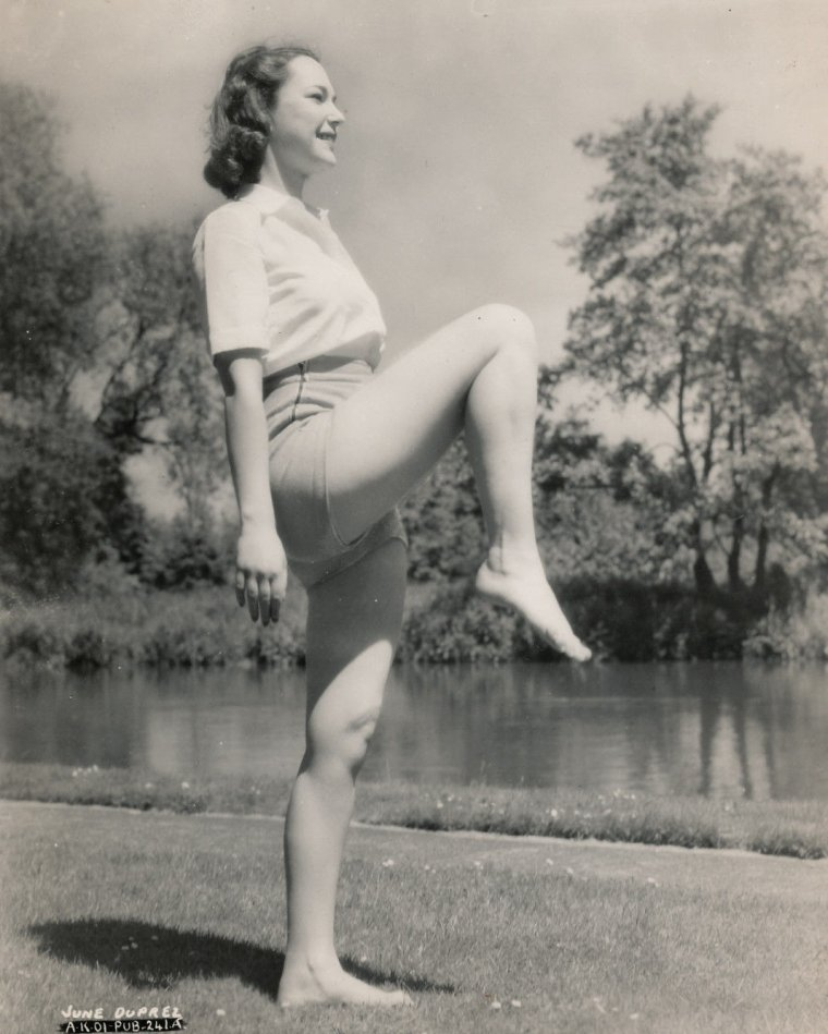 June DUPREZ