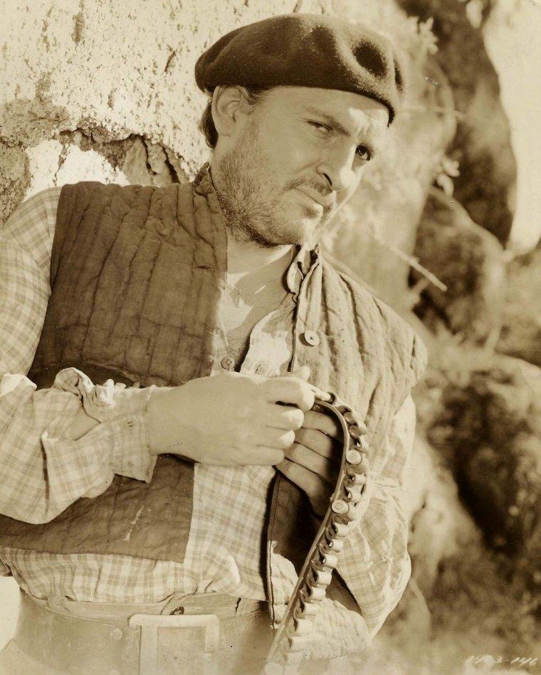 Arturo DE CORDOVA (Born : Arturo GARCIA RODRIGUEZ,  May 8, 1907 in Merida, Yucatan, MEXICO,  Died : November 3, 1973 (age 66) in Mexico City, MEXICO)
