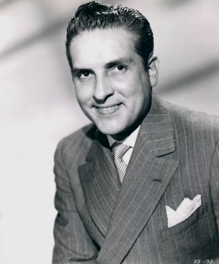 Arturo DE CORDOVA (Born : Arturo GARCIA RODRIGUEZ,  May 8, 1907 in Merida, Yucatan, MEXICO,  Died : November 3, 1973 (age 66) in Mexico City, MEXICO)