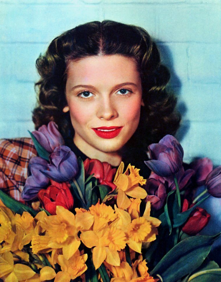 Cathy O'DONNELL (Born : Ann STEELY,  July 6, 1923 in Siluria, Alabama, USA,  Died : April 11, 1970 (age 46) in Los Angeles, California, USA)