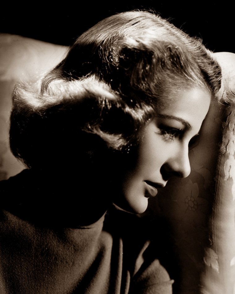 """Florence RICE (Born : February 14, 1907 in Cleveland, Ohio, USA,  Died : February 23, 1974 (age 67) in Honolulu, Hawaii, USA) Height : 5' 4½"""" (1,64 m)"""