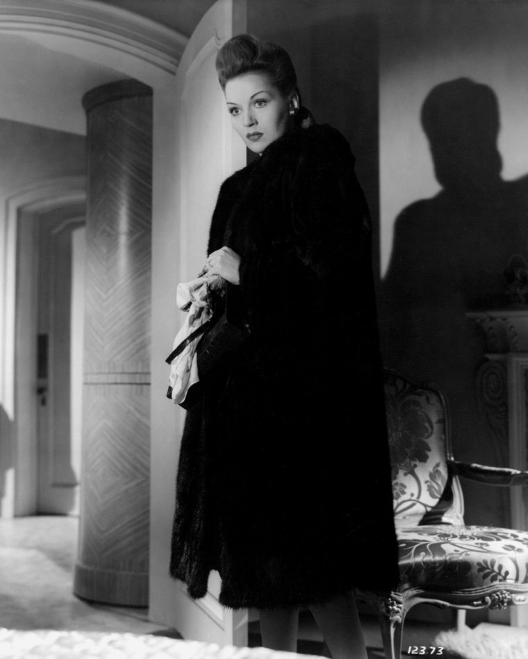 Greta GYNT (Born : Margrethe WOXHOLT,  November 15, 1916 in Oslo, NORWAY,  Died : April 2, 2000 (age 83) in London, ENGLAND, UK)